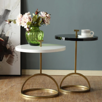 Swoon-worthy Side Tables