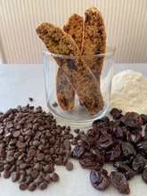 Load image into Gallery viewer, Cherry Chocolate Chip - Biscotti Road