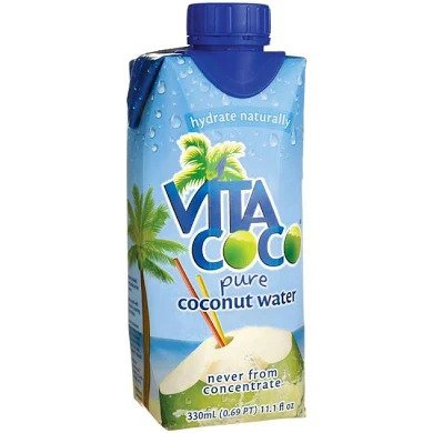 coconut water - vitacoco orignal  (11.1 oz)