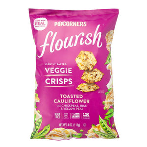 Veggie Crisps - Flourish Toasted Cauliflower (5 oz)