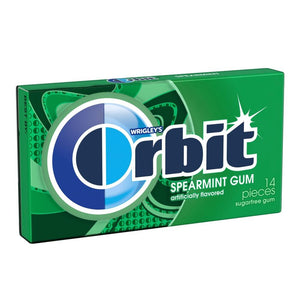 Gum  - Orbit  Spearmint (14 pc )