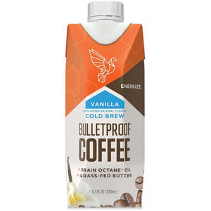 Coffee - Bulletproof Coffee Vanilla (11.1 oz)
