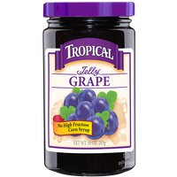 Grape Jelly - Tropical  Grape (10 oz)