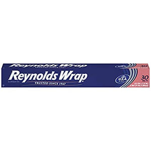 Aluminum Foil  - Reynold's Wrap Original  (30 sq ft)