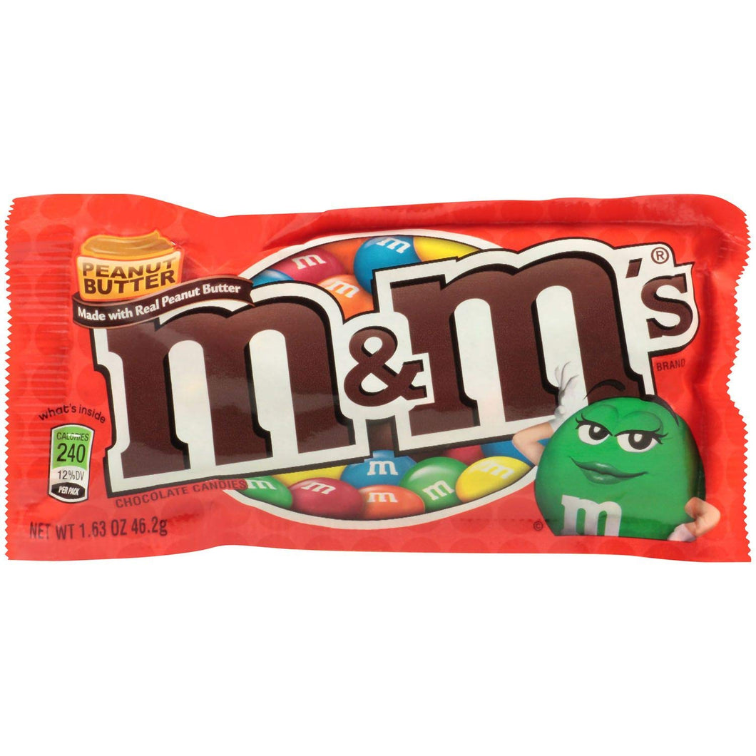 m&m's - m&m's Peanut butter  (1.63 oz )