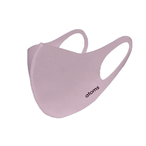 Atoms Face Mask - Pink