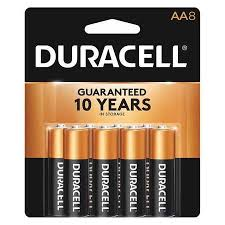 Duracell Battery - AA (8 ct)
