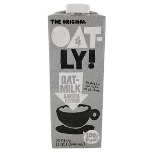 Oatly Oat Milk - Barista (32 oz)
