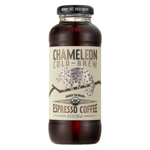 Chameleon Cold Brew - Espresso Coffee (10 oz)