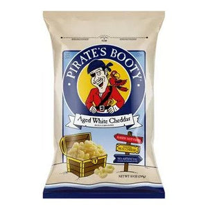 Pirate's Booty - Aged White Cheddar