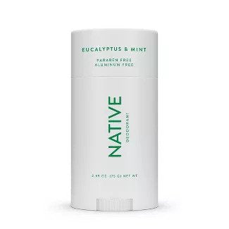 Native Deodorant - Eucalyptus & Mint