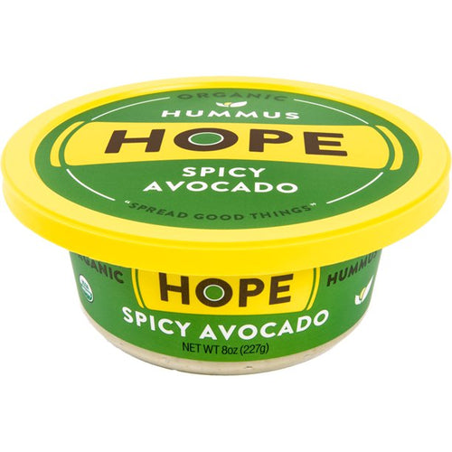 Hope Organic Hummus - Spicy Avocado (8 oz)