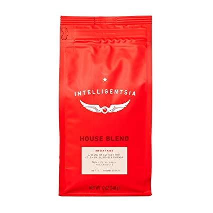Intelligenstia Coffee Beans - House Blend (12 oz)