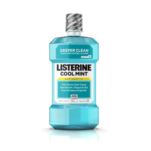 Listerine Mouthwash - Cool Mint (1 L)