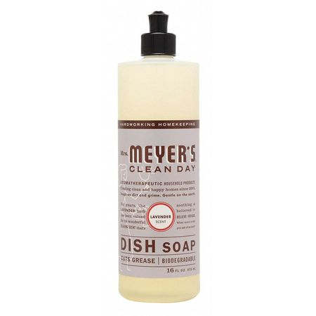Mrs. Meyer's Dish Soap - Lavender (16 oz)