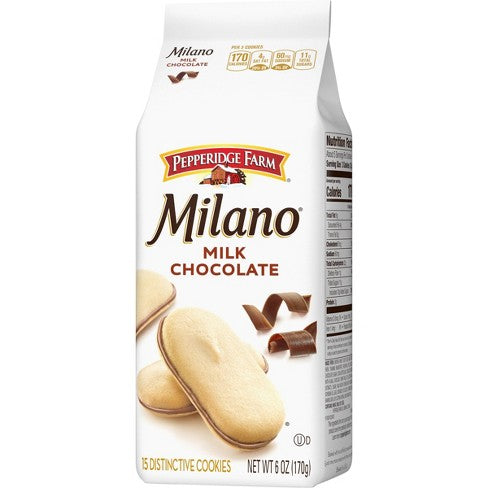 Milano - Milk Chocolate (15 pc)