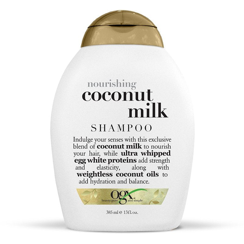 OGX Shampoo - Coconut Milk (13 oz)