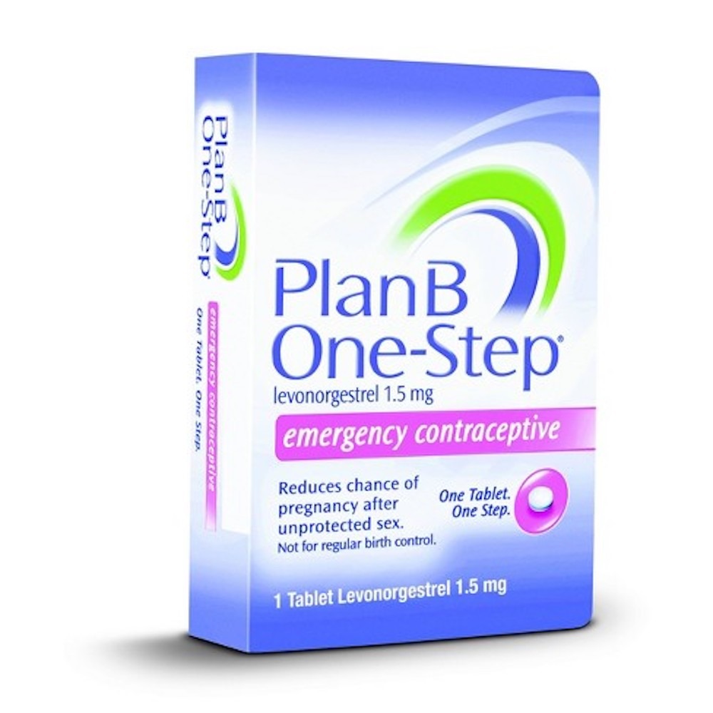 Plan B - One Step Emergency Contraceptive