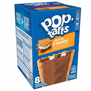 Poptarts - Frosted S'Mores (8 ct)