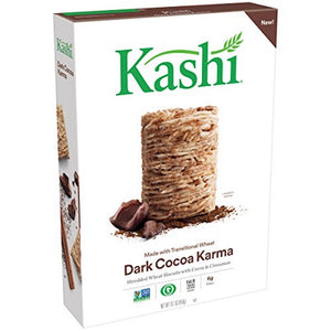 Kashi Certified Traditional Biscuits - Dark Cocoa Karma (16.1 oz)