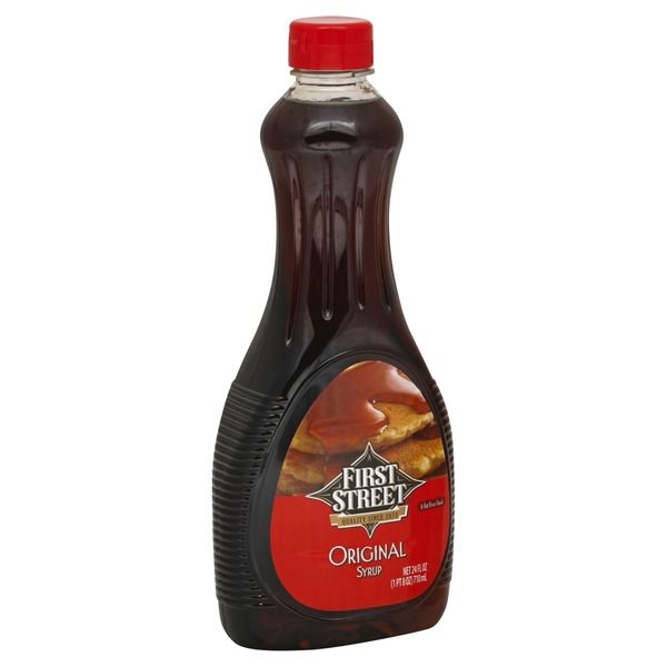 First Street Syrup (24 oz)