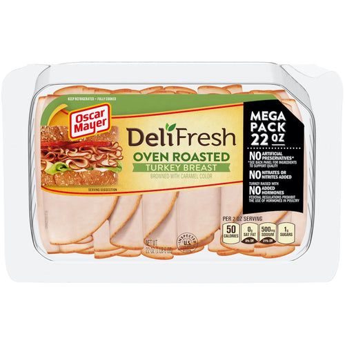 Oscar Mayer Turkey Breast - Oven Roasted (22 oz)