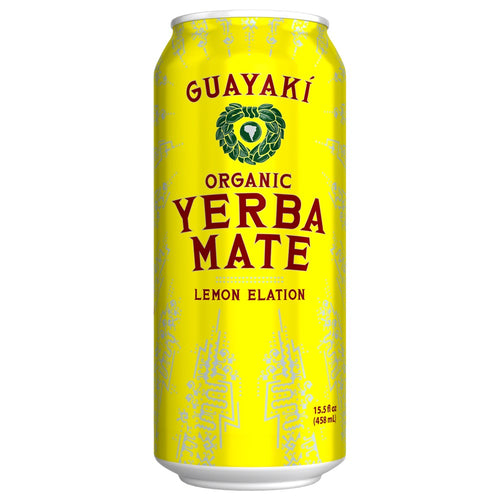 Guayaki Yerba Mate - Lemon Elation (15.5 oz)