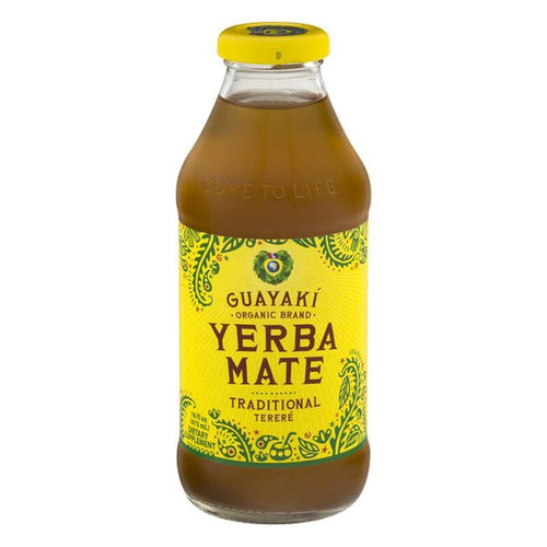Guayaki Yerba Mate - Traditional (16 oz)