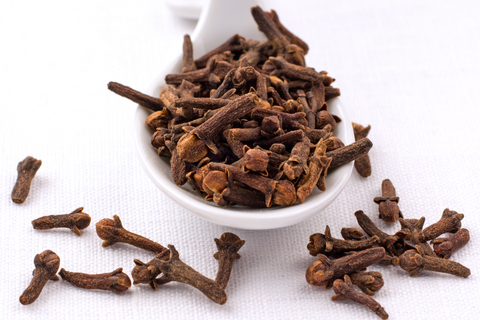 Cloves are a key ingredient in the Southern Spice scent from Beard Mountain