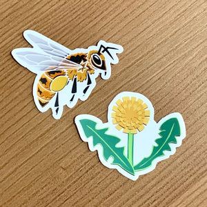Stickers by Hannah Ellingwood