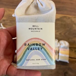 Bell Mountain Naturals Soap