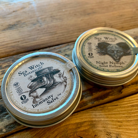 Solid Perfume by Sea Witch Botanicals