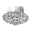 Vintage Style Gatsby Crystal Hair Comb
