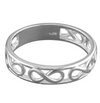 Infinity Outline Ring