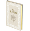 The Rings Ring Box Book