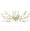 Delicate Pearl Hair Comb