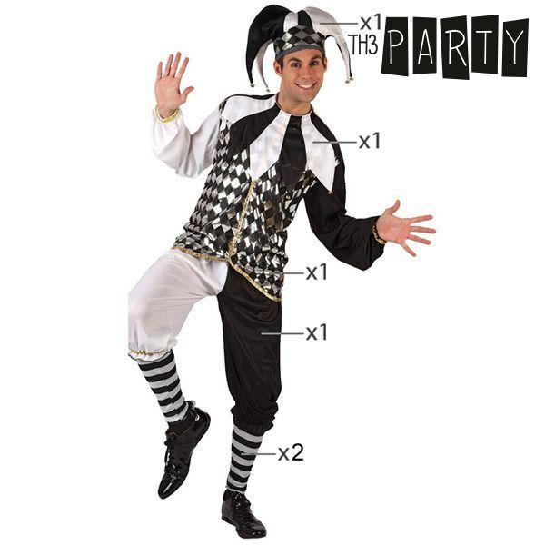 Costume for Adults Th3 Party Harlequin - SuitFancy