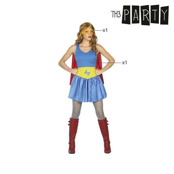 Costume for Adults Superheroine - SuitFancy