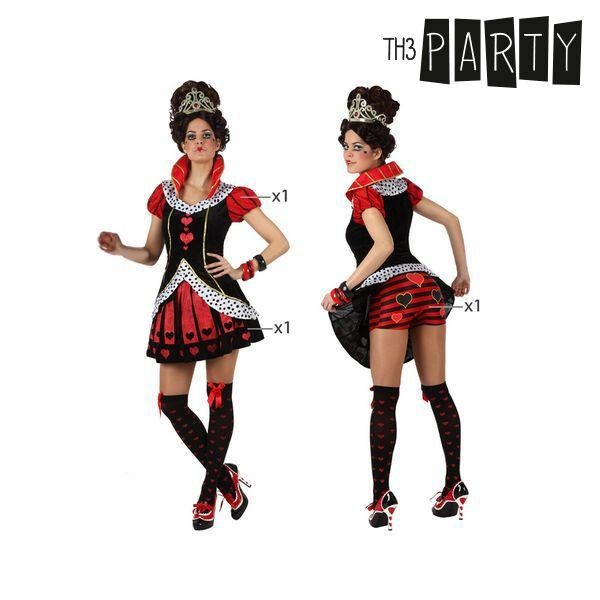 Costume for Adults Queen of hearts Sexy nurse - SuitFancy