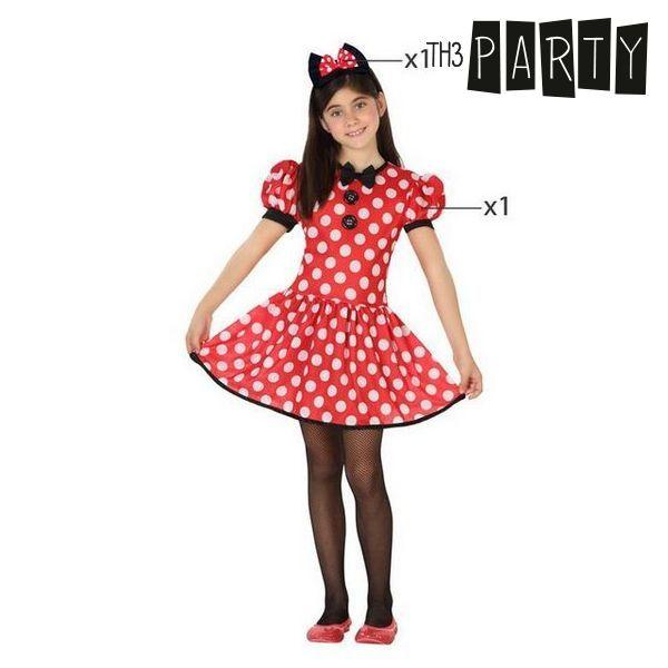 Costume for Children Th3 Party Little female mouse - SuitFancy