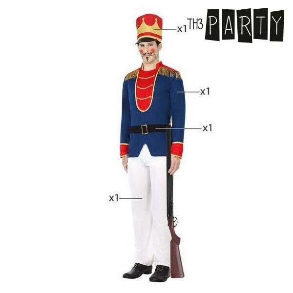 Costume for Adults Soldier (4 Pcs) - SuitFancy
