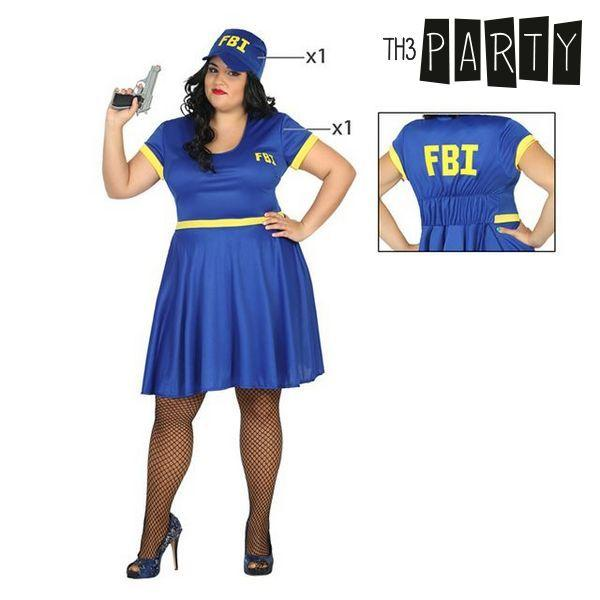 Costume for Adults Fbi officer - SuitFancy