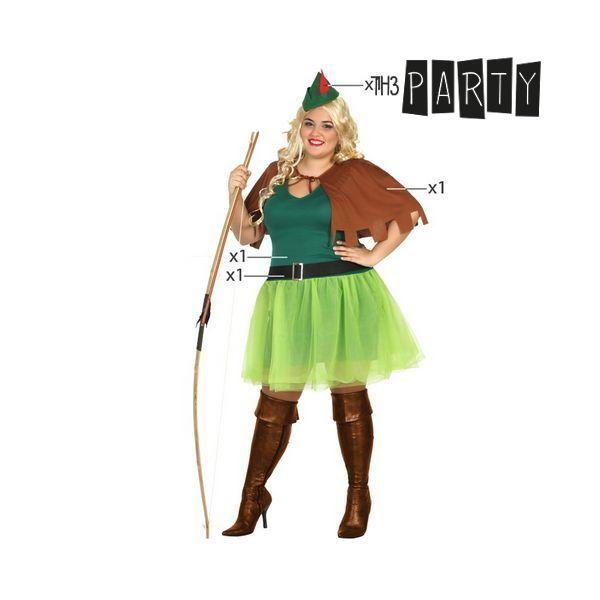 Costume for Adults Female archer - SuitFancy
