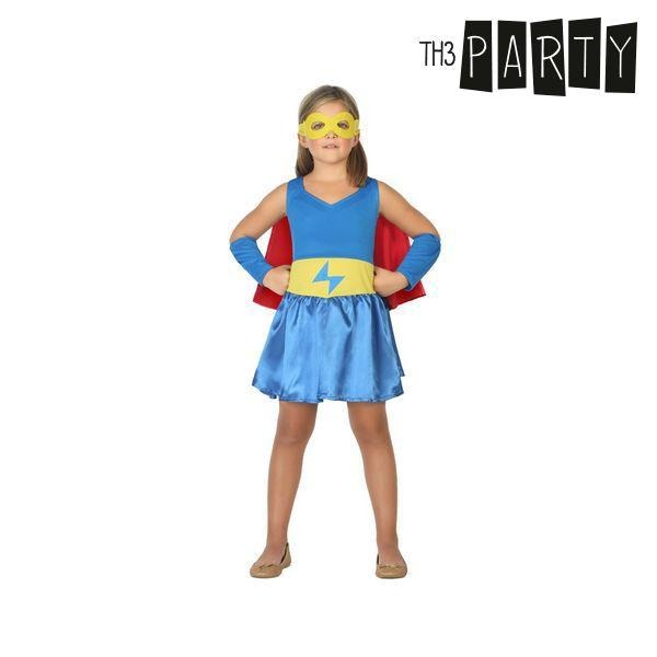 Costume for Children Superheroine - SuitFancy