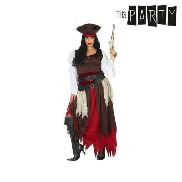 Costume for Adults Female pirate - SuitFancy