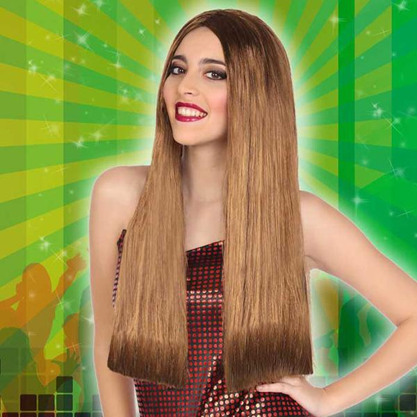 Long Haired Wig 117762 - SuitFancy