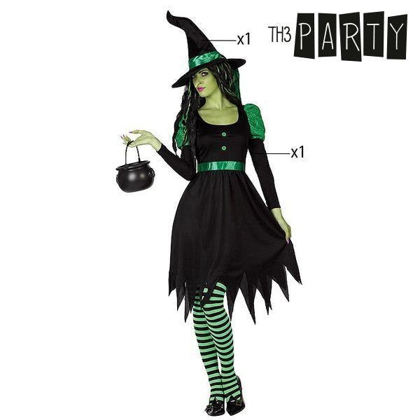 Costume for Adults Th3 Party 9756 Witch - SuitFancy