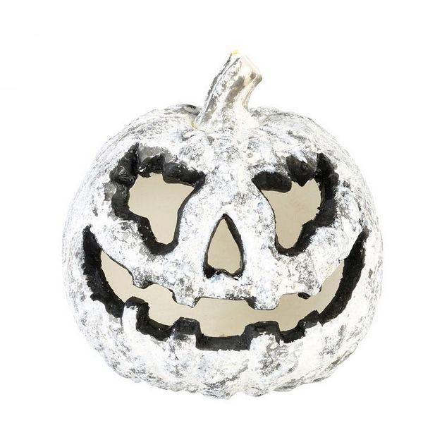 Decorative Figure (21 x 17 cm) Pumpkin Grey - SuitFancy