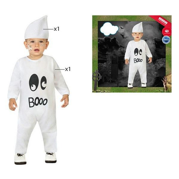 Costume for Babies Ghost (24 Months) - SuitFancy