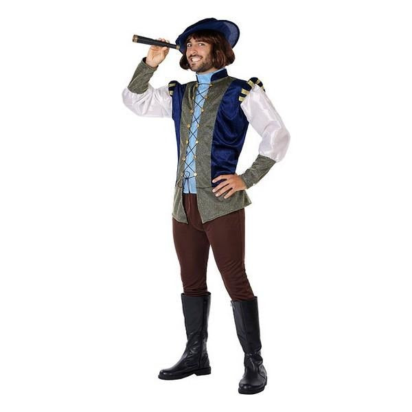 Costume for Adults 113831 Medieval knight - SuitFancy